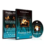 Fireplace DVD - Fireplace Jazz - Romantic Fireplaces with Jazz Music for Dinner Partys - Filmed in HD