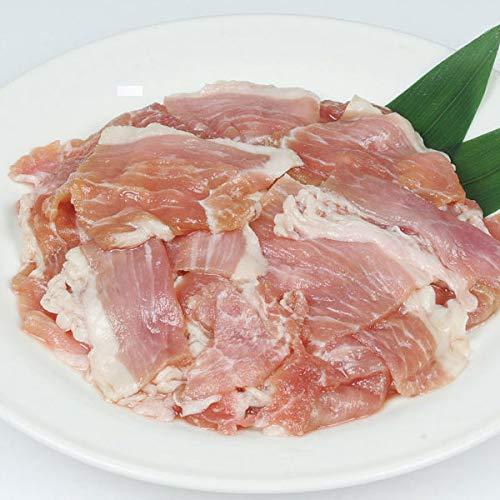 フレッシュサービス) 伊勢美稲豚もも にんにく醤油 (タレ漬) 500g