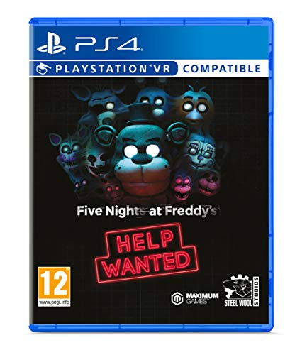 Five Nights at Freddy's: Help Wanted (Videojuegos)