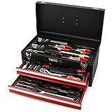 YATO YT-38951 - Caja de herramientas con las herramientas 80pcs