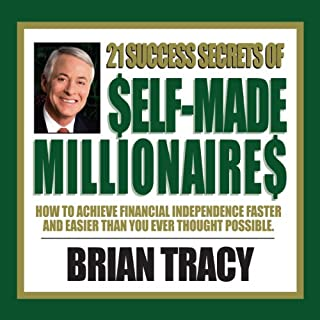 21 Success Secrets of Self-Made Millionaires audiobook cover art