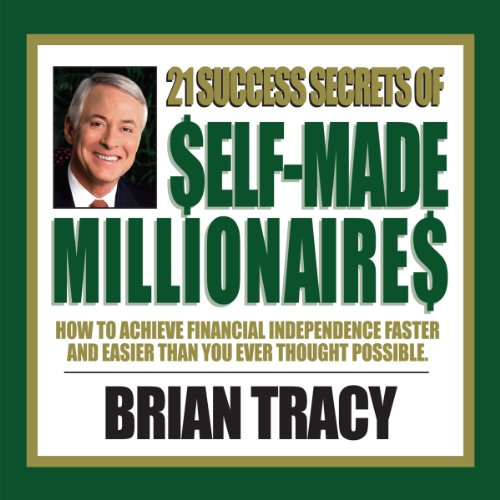 21 Success Secrets of Self-Made Millionaires audiobook cover art