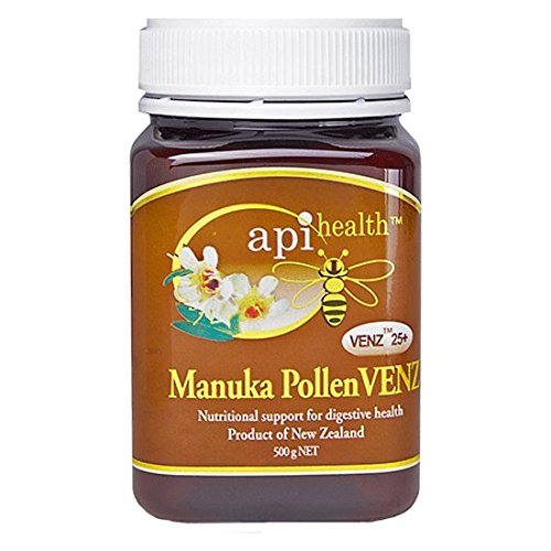 Manuka Pollen VENZ - Honey with Bee Venom and Pollen - 1.1lb (500g) Jar