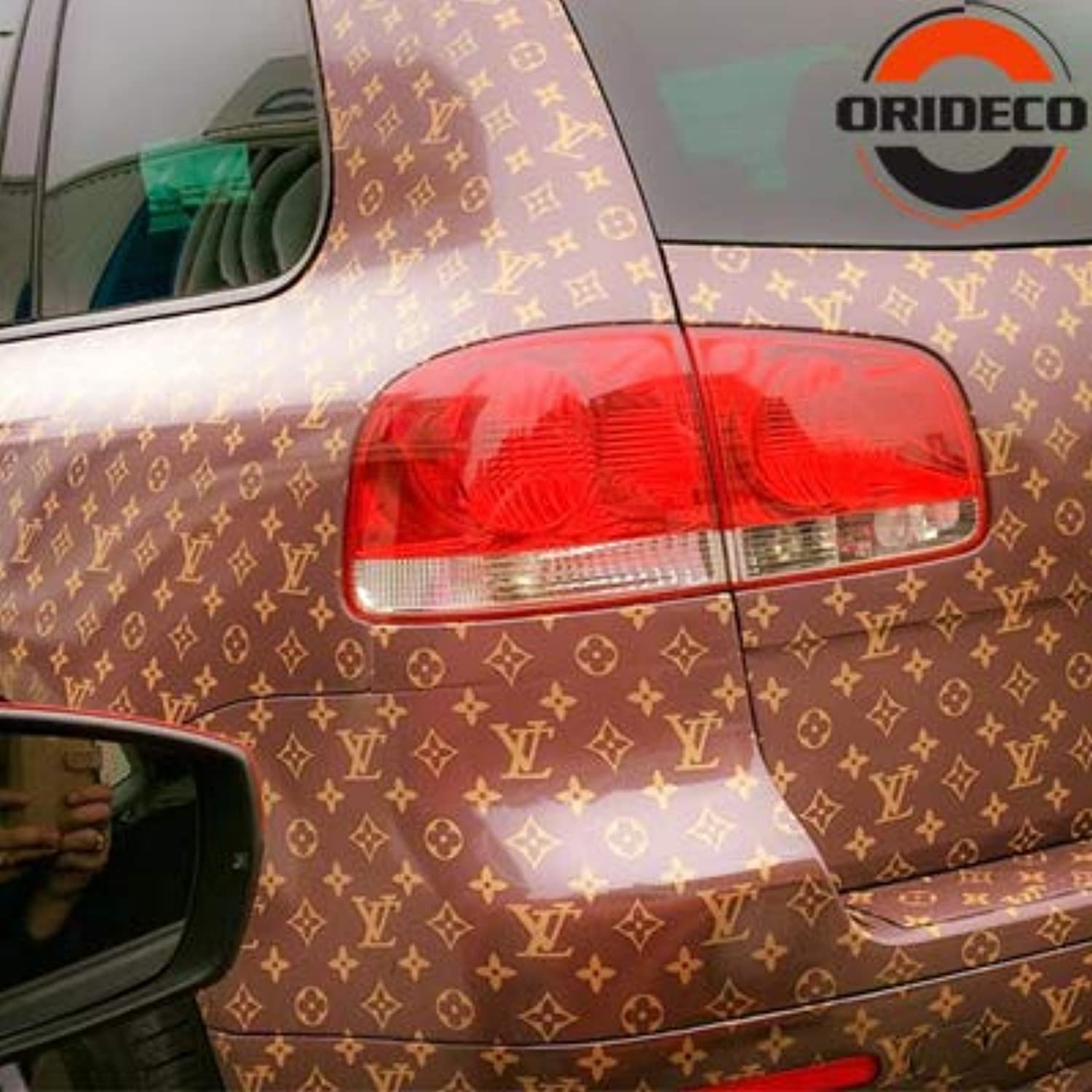 Hot Sale 5 10 15 20 25 30m Vinyl Car Wrap for Full Car Body Decorative Wrapping Film with Air Bubble Free  (color Name  Style 12, Size  1.52X15M, Style  Matte Finish)
