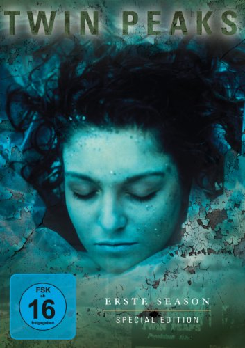 Twin Peaks - Season 1 [Edizione: Germania] [Alemania] [DVD]