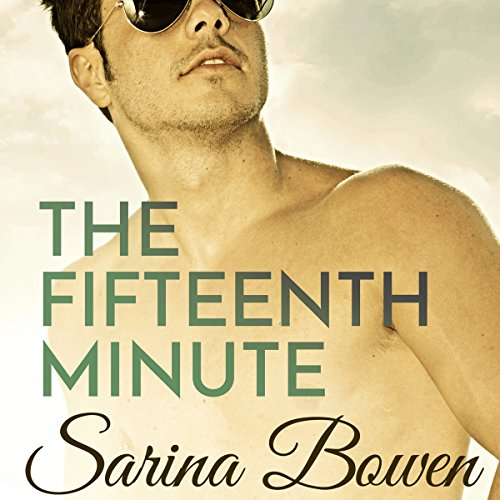 The Fifteenth Minute audiobook cover art