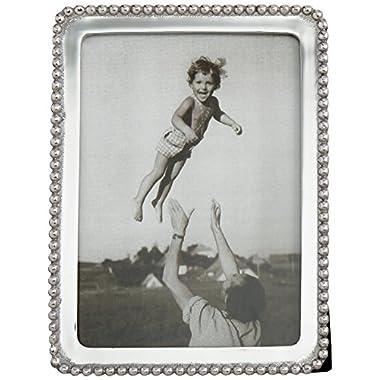 Mariposa Medium Beaded 5 x 7 Frame