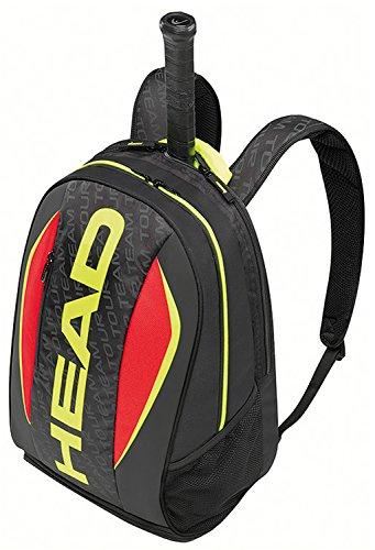 Head Extreme - Bolsa para Raquetas, Color Negro/Rojo