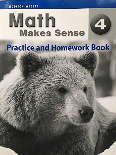 Mms 4 Practice & Homework Book (Consumab: Practice and Homework Book