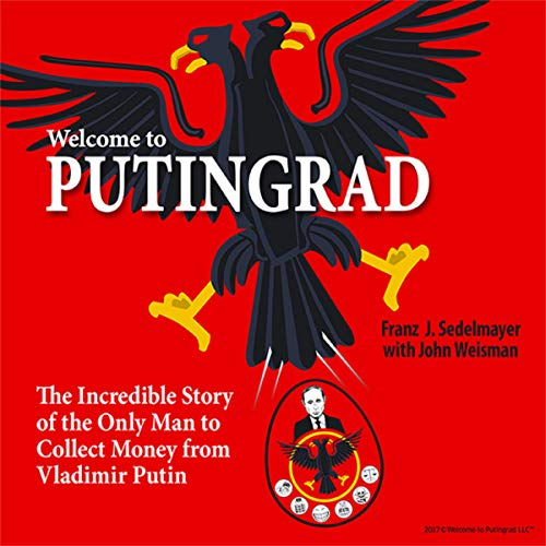 Welcome to Putingrad audiobook cover art