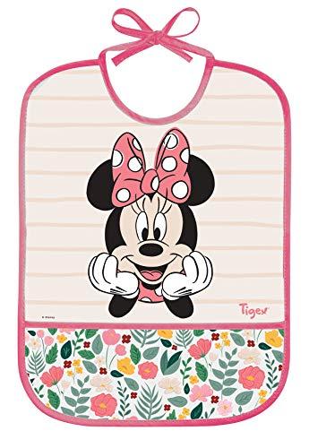 Tigex Disney Baby Bavoir Eva Minnie