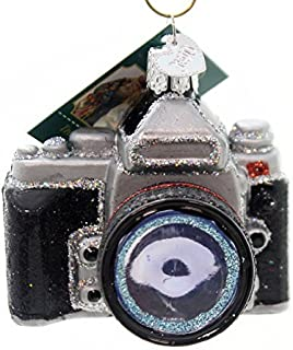 Best old world christmas camera glass blown ornament Reviews
