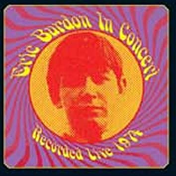 Eric Burdon Live 17th October 1974