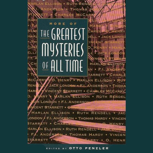 More of the Greatest Mysteries of All Time audiobook cover art