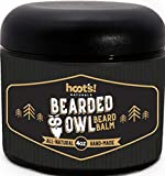 BIGGER PACKAGE- We bring you a surprise with this MASSIVE 4oz screw top jar. The standard beard balm is 2oz. EARTHY HERBALS – We've created this great all natural and organic beard and mustache balm! New Look, same great formula. REMOVES THE DREADED ...