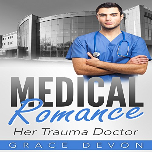 Her Trauma Doctor audiobook cover art