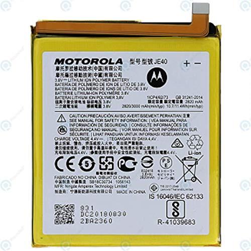 Motorola JE40 Akku / Battery 2820mAh für Moto G7, One, P30 Play