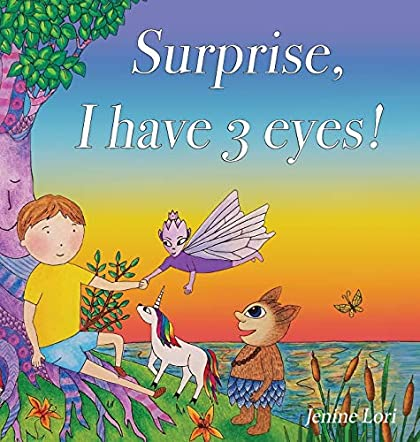 Surprise, I Have 3 Eyes!