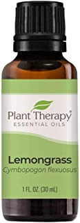 Plant Therapy Lemongrass Essential Oil 100% Pure, Undiluted, Natural Aromatherapy, Therapeutic Grade 30 mL (1 oz)