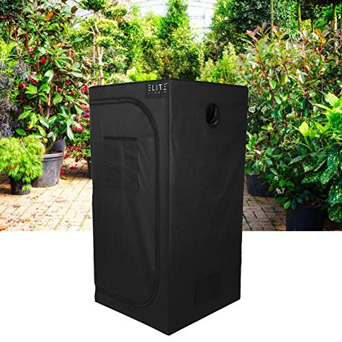 """Grow Tent,80""""x80""""x160"""" Greenhouse Hydroponic Plants Flowers Growing Tents Indoor Gardening Accessory with Observation Window,for Indoor Plant Growing"""