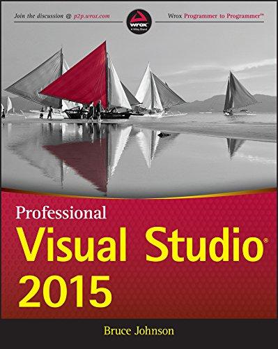 Professional Visual Studio 2015 (English Edition)