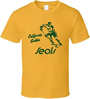 California Golden Seals 1967 Hockey T Shirt