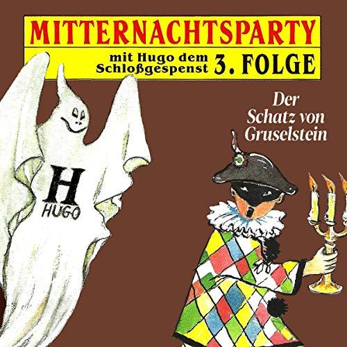 Der Schatz von Gruselstein Titelbild