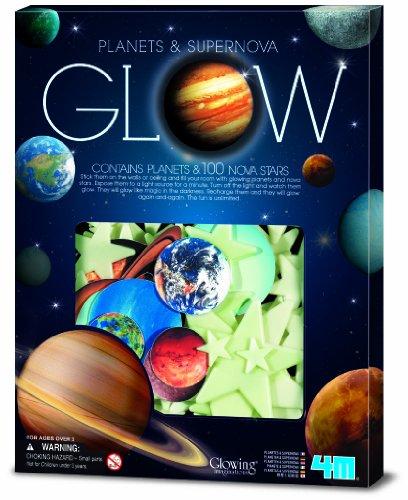 4M- Super Nova with Planets: In Box Ciencia, 100 Piezas (00-05631)