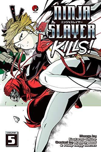 Ninja Slayer Kills Vol. 5 (English Edition)