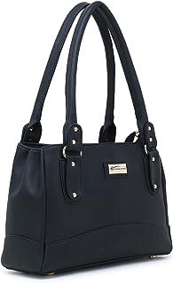 Shining Star Women's Black Handbag