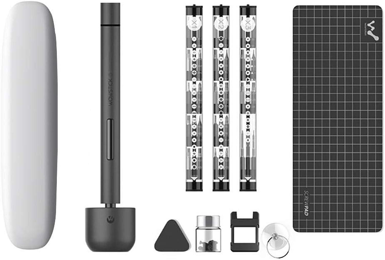 Oshide Wowstick 1F Pro Mini-Akkuschrauber Wiederaufladbare Akku-Schraubendreher-Kit B07H4GPF6Y | Erlesene Materialien