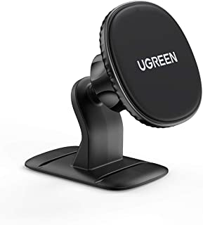 UGREEN Magnetic Car Mount Dashboard Cell Phone Holder Compatible for iPhone 11 Pro, iPhone Xs XR X SE 8 7 Plus 6S 6, Samsu...