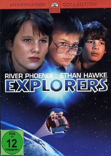 Explorers - Ein phantastisches Abenteuer (mit deutschem Ton)