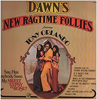 Dawn - Dawn's New Ragtime Follies - Bell Records - 2308 077