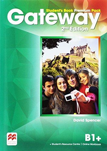 Gateway. B1+. Student's book-Workbook-Webcode. Con espansiuone online. Per le Scuole superiori