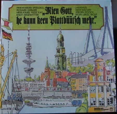 Finkwader Speeldeel, Heidi Kabel, Fiede Kay, Labskaus.. / Vinyl record [Vinyl-LP]