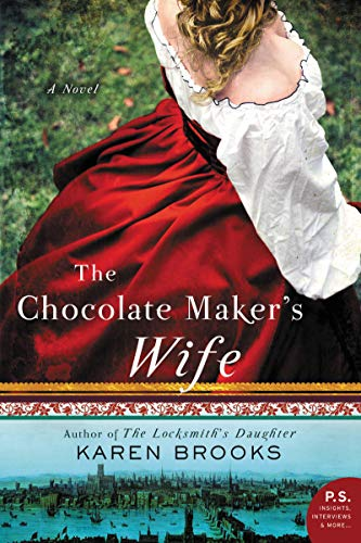 Image of The Chocolate Maker's Wife: A Novel