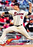 2018 Topps #316 Max Fried Atlanta Braves Rookie Baseball Card. rookie card picture