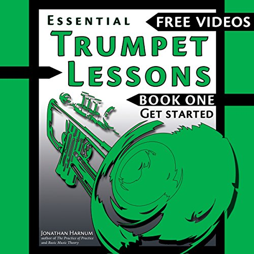 Essential Trumpet Lessons, Book One: Get Started audiobook cover art