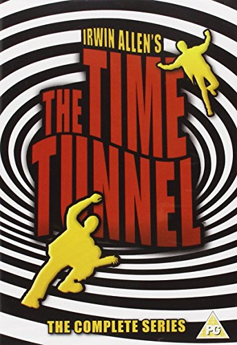 The Time Tunnel - The Complete Series, 30 Folgen [9 DVDs] [UK Import]
