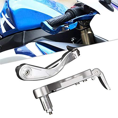 Maneta Embrague Moto Motocicleta 3D Protector de Palanca Protector 22mm 7/8