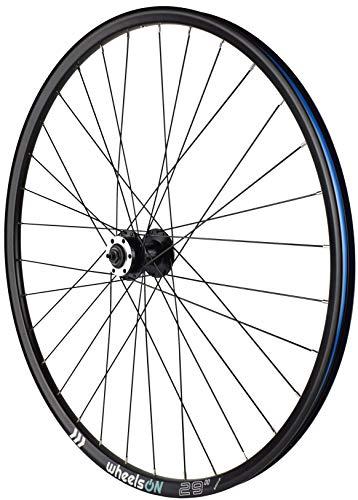 wheelsON 29er Front Wheel Mountain Bike QR Disc 32H Black