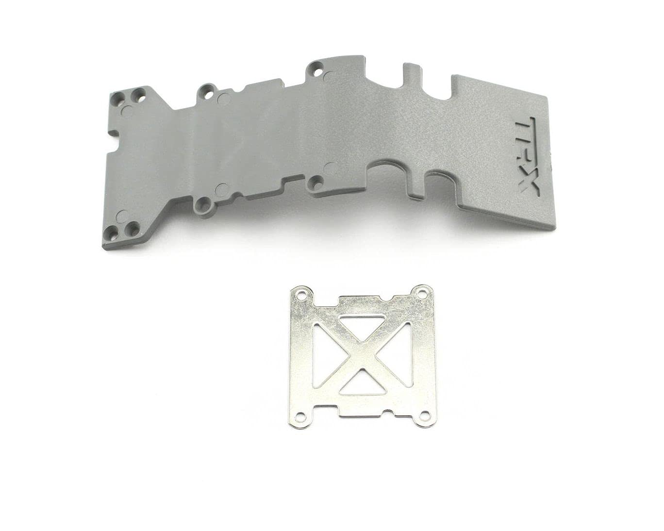 TRAXXAS4938A New arrival TRA4938A Rear Skidplatee Grey 3.3 T TR4938A Quantity limited TMX