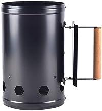 KINTRADE Herramienta portátil portátil para Estufa de Barbacoa de Barril de Encendido de Fuego rápido al Aire Libre
