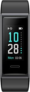Willful Fitness Tracker 2020 New Version IP68 Waterproof, Fitness Watch Heart Rate Monitor with Calories/Step Counter Sleep Tracker Stopwatch Health Tracker Fit Watch for Men Women Kids