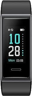 Fitness Tracker 2020 Version, Heart Rate Monitor Fitness Watch IP68 Waterproof Pedometer...