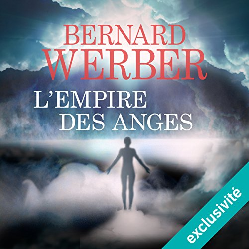 L'Empire des Anges audiobook cover art