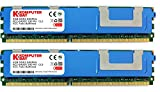 Komputerbay 8GB DDR2 PC2-6400F 800MHz ECC Fully Buffered FB-DIMM 8GB