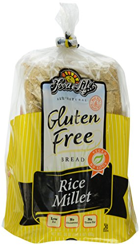 Food For Life, Bread Millet Wheat Free Organic, 24 Ounce