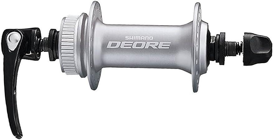 Shimano Unisex Erwachsene Deore Hbm6000 Vr Nabe Schwarz Einheitsgröße Sport Freizeit